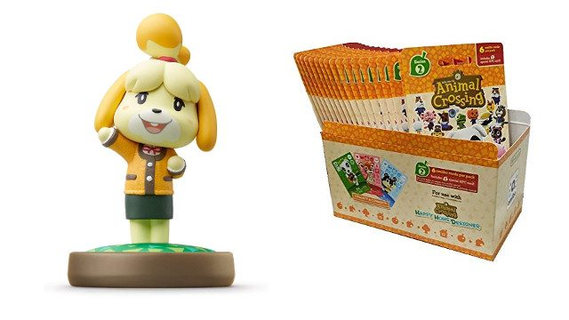 Animal Crossing: New Horizons Villagers Amiibo Cards