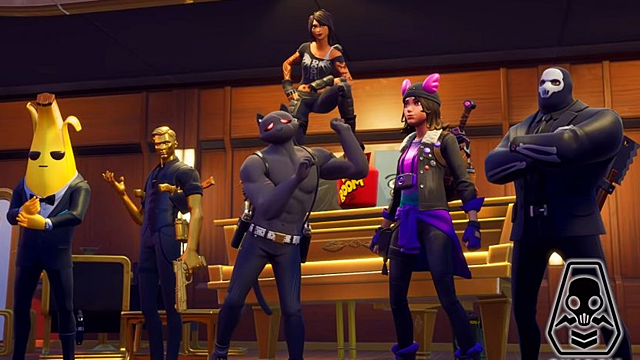 Can you swap between Ghost and Shadow in Fortnite
