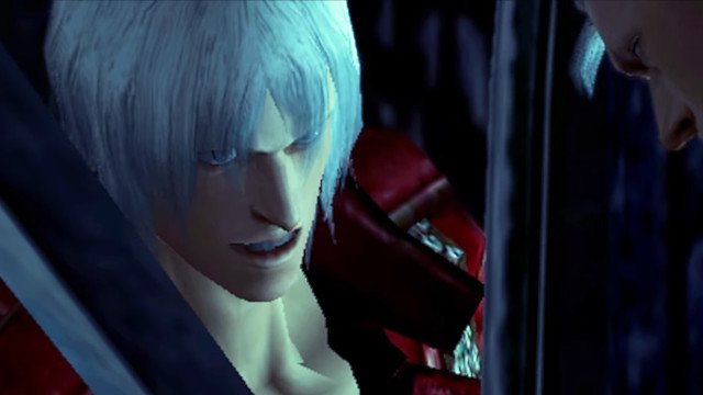 Devil May Cry 3 Dante T-Pose bug cover