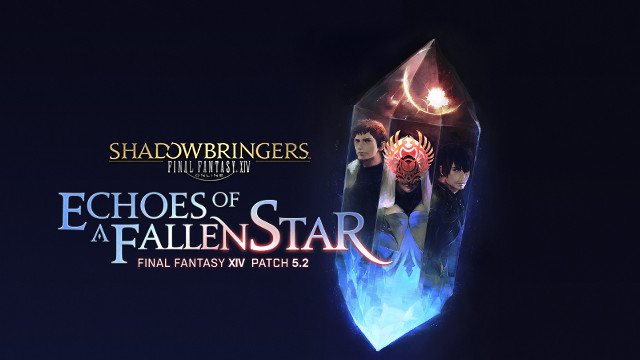 FFXIV Patch 5.2 Shadowbringers cover
