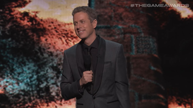 Geoff Keighley The Game Awards 2019
