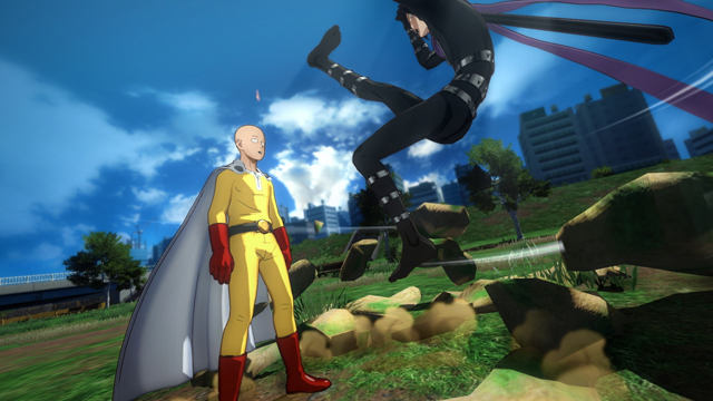 How to play with friends in One Punch Man A Hero Nobody Knows