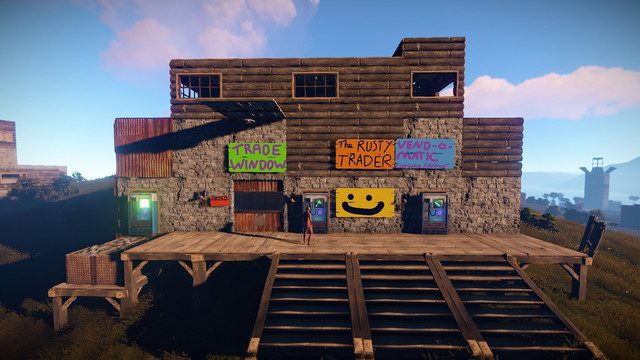 Is Rust coming to Xbox Game Preview