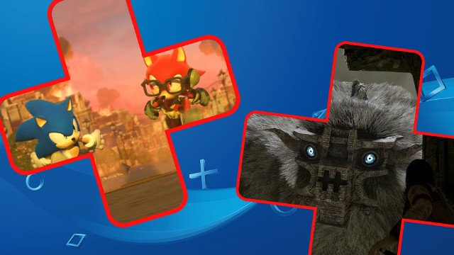 PlayStation Plus March 2020 Free Games
