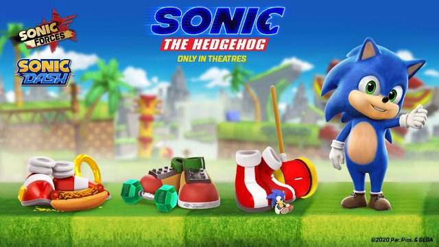 Playable Baby Sonic Now Available In Select Sonic The Hedgehog