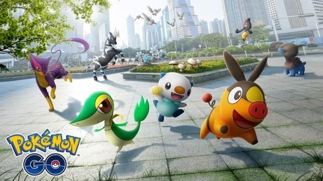 pokemon go failed to get game data from the server