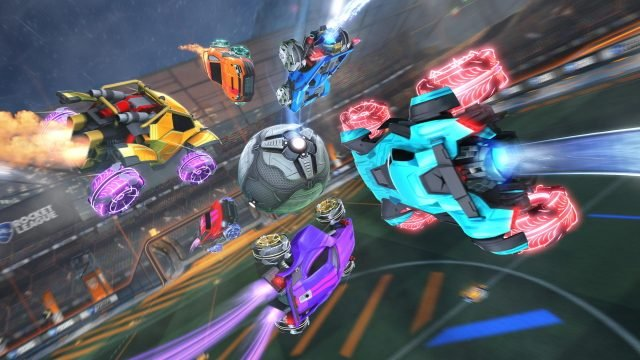 Rocket League Rocket Pass 5 end date