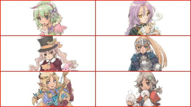Rune Factory 4 Relationship Guide Bachelorettes