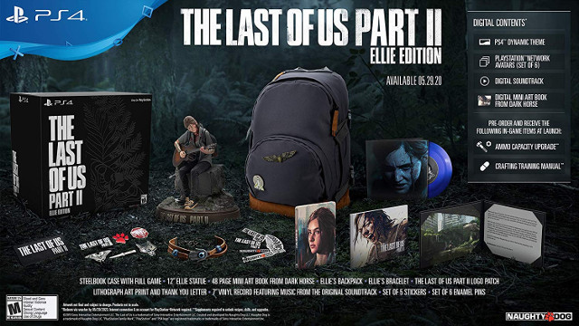 Where can I buy The Last of Us Part 2 Ellie Edition? full image