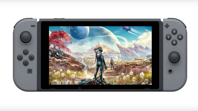 The Outer Worlds Switch Delayed Coronavirus