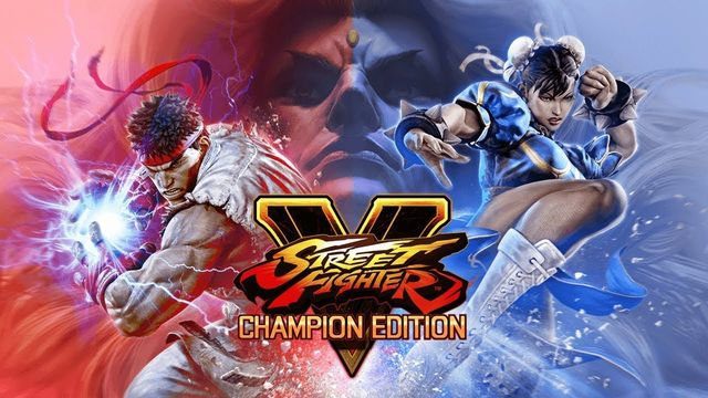 What comes with Street Fighter 5 Champion Edition