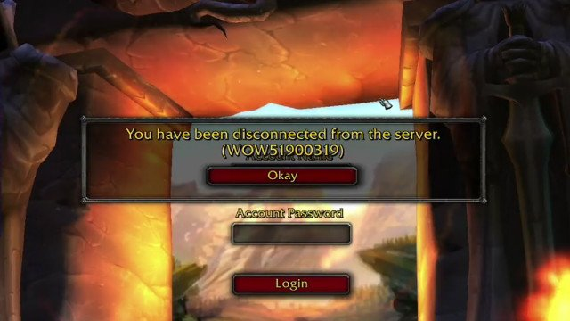 Disconnected been wow have you How to