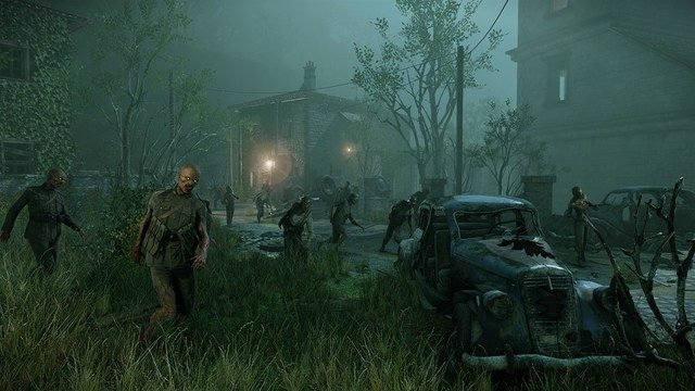 Zombie Army 4 Weekly Events