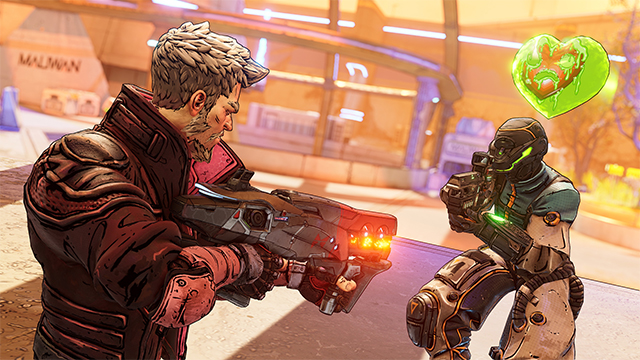 Borderlands movie will be directed by Hostel director