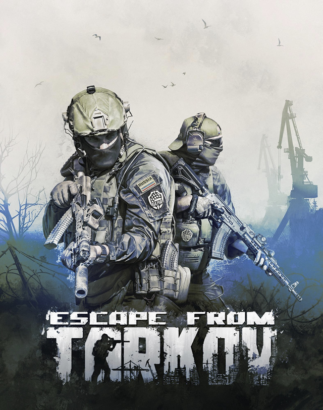 Box art - Escape from Tarkov