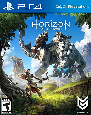 Box art - Horizon Zero Dawn
