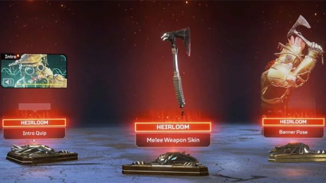 how to unlock Bloodhound's Axe in Apex Legends