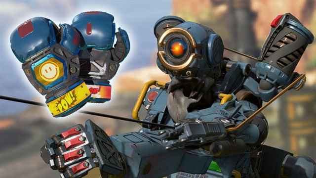 how to unlock Pathfinder boxing gloves in Apex Legends