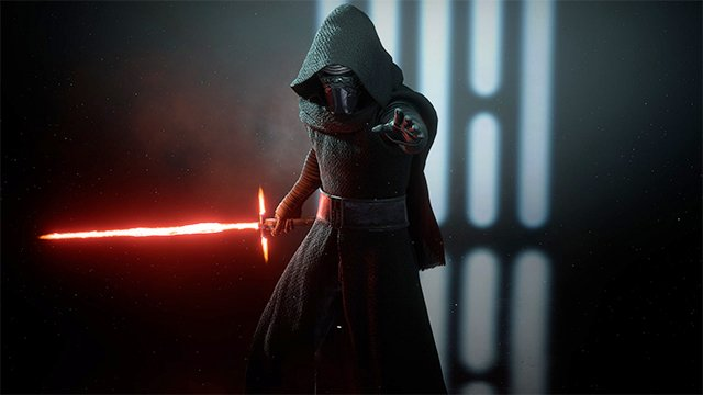 EA canceled yet another Star Wars game last year