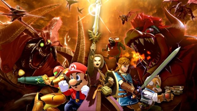 smash ultimate fighters pass 2