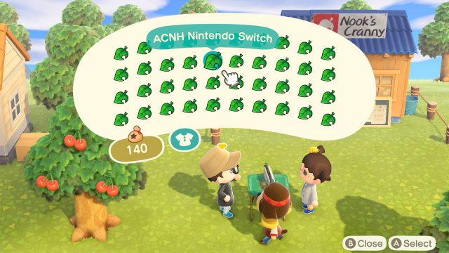 Animal Crossing: New Horizons Infinite Money