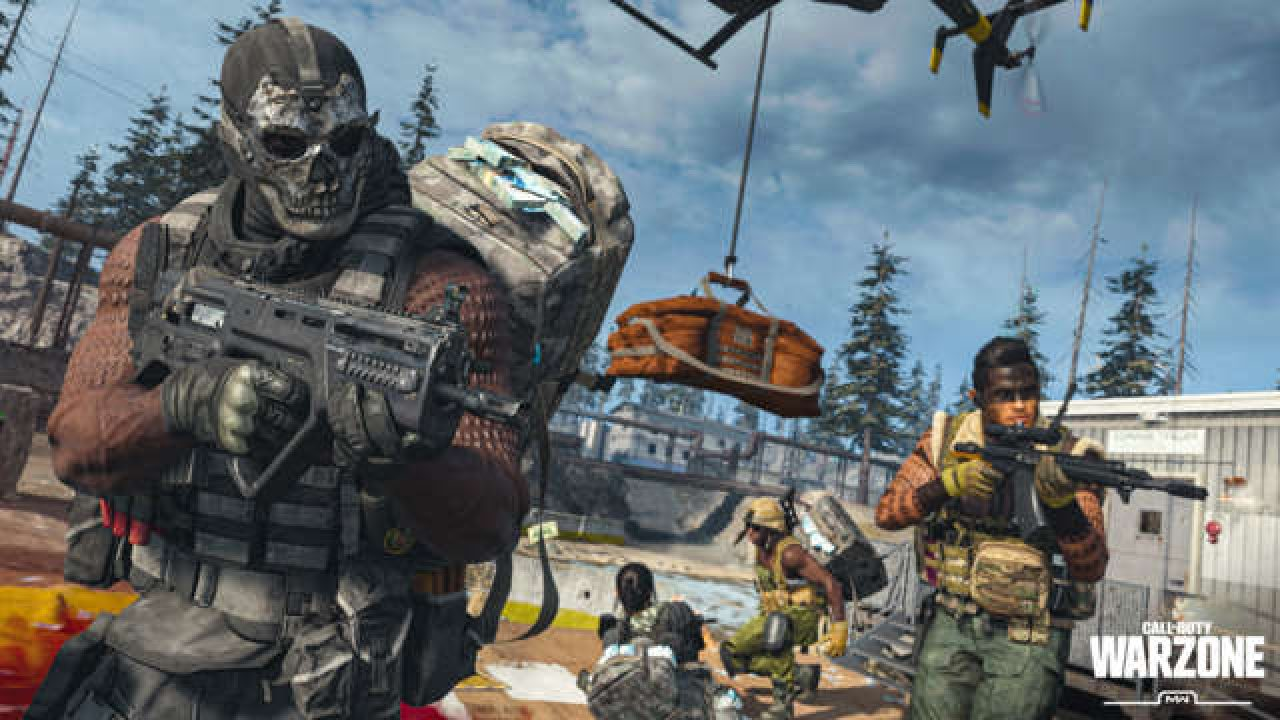 Call Of Duty Warzone Crashing To Desktop Fix How To Stop Pc Crashes Gamerevolution