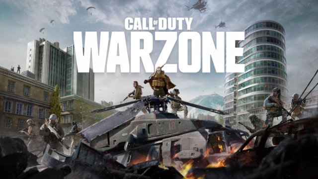 Call of Duty Warzone not working