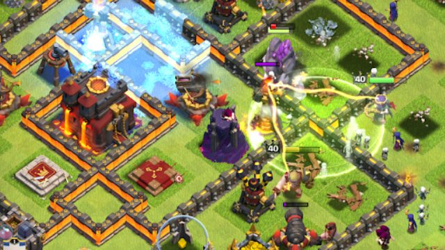 Clash of Clans spring 2020 update release date