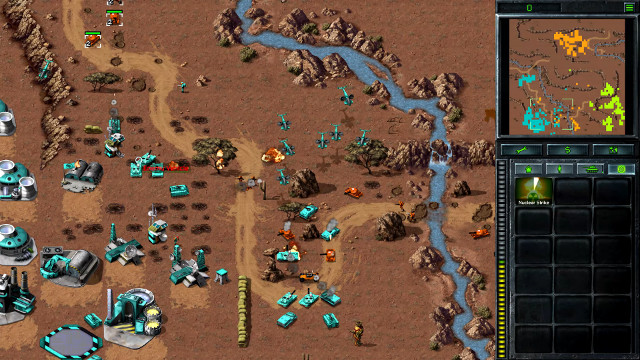 Command and Conquer Remastered Steam release