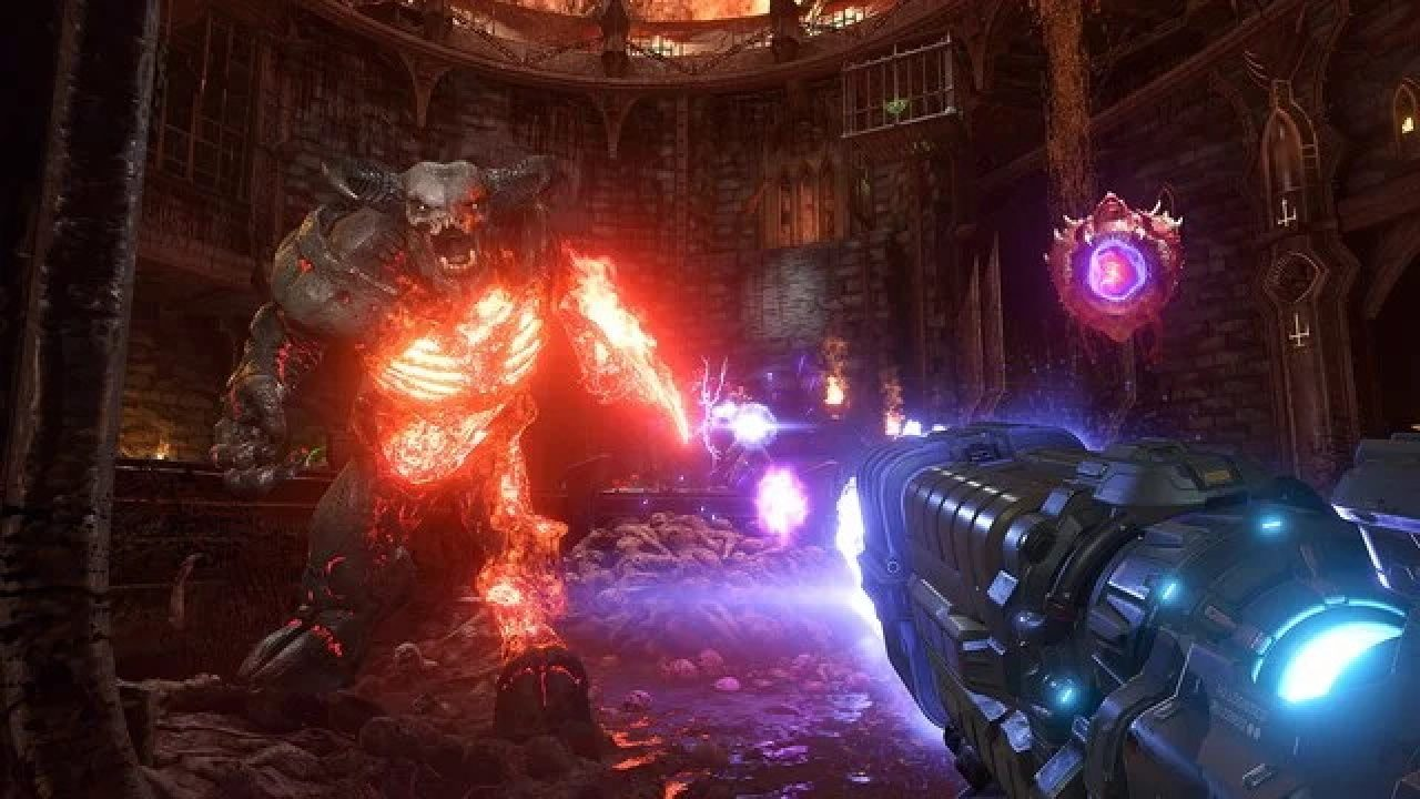 Doom Eternal Year One Pass Roadmap When Are The Dlc Release