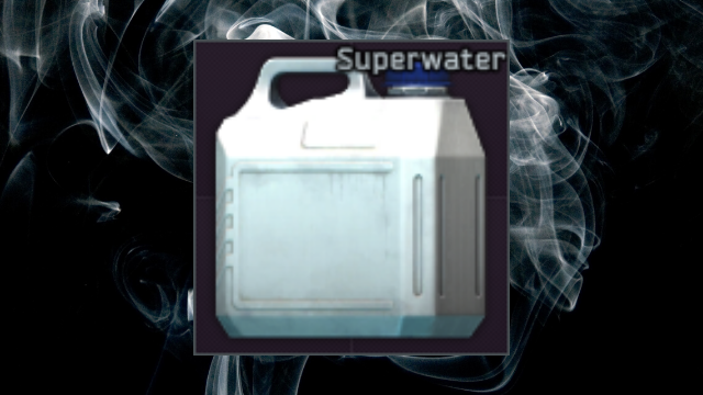 Escape From Tarkov Purified Water Superwater Icon