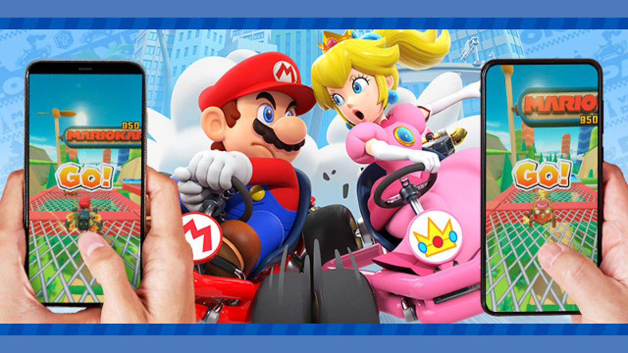 Mario Kart Tour Multiplayer Charges Players For The Best Races