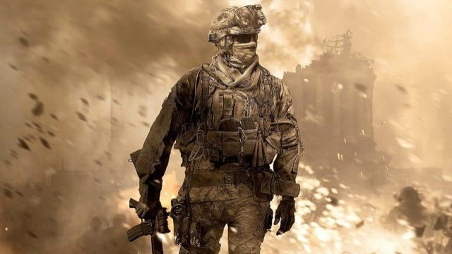 Call of Duty Modern Warfare 2 remastered Xbox One release date