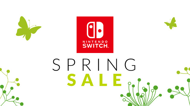 Nintendo Switch Spring Sale 2020