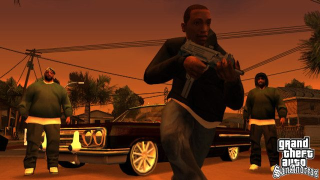 PS2 launch date playstation 2 release date GTA San Andreas Grand Theft Auto