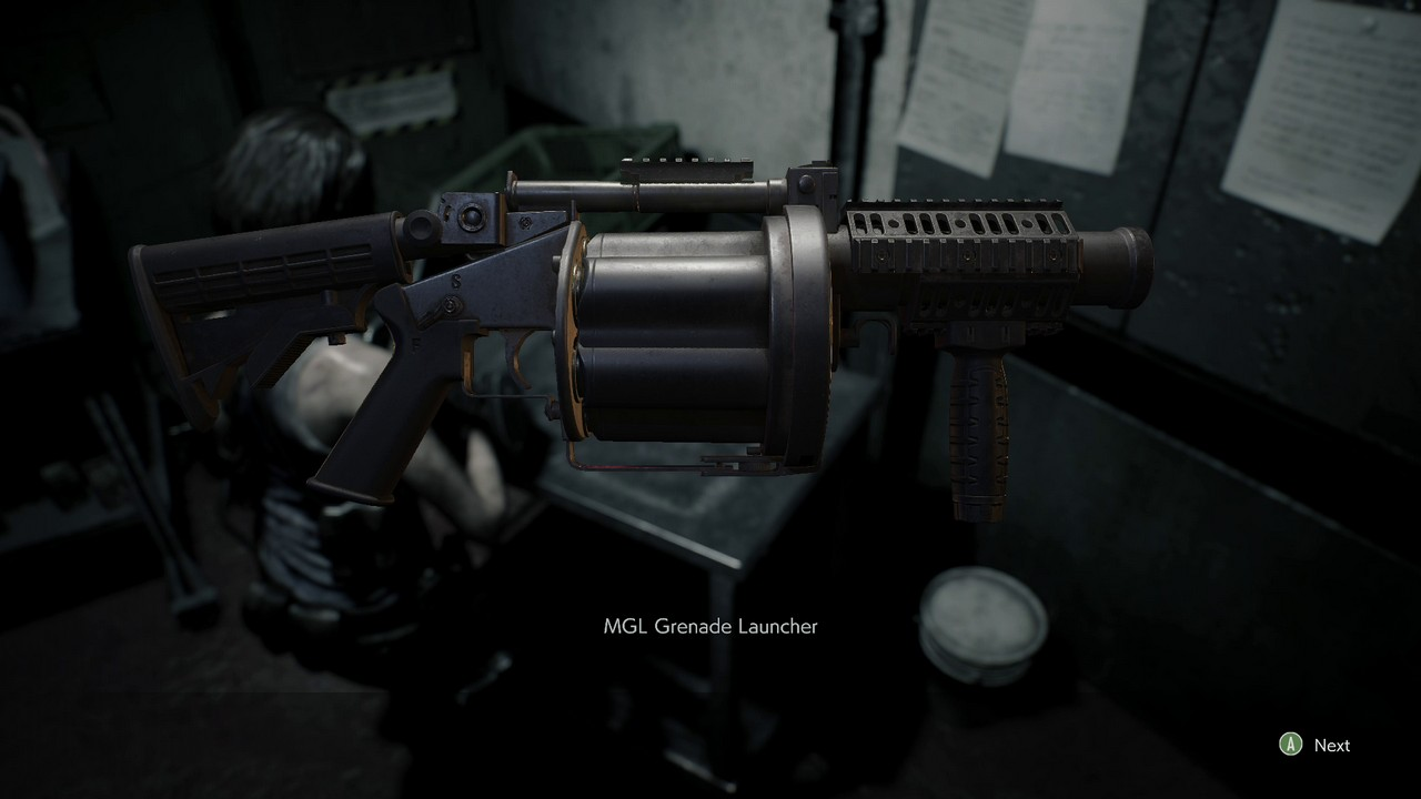 Resident Evil 3 Remake Grenade Launcher Location And Ammo Recipes