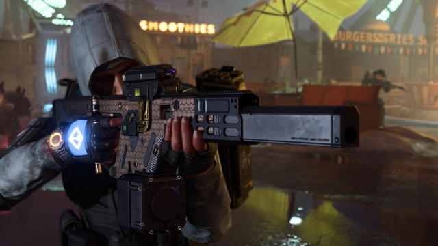 The Division 2 1.20 update