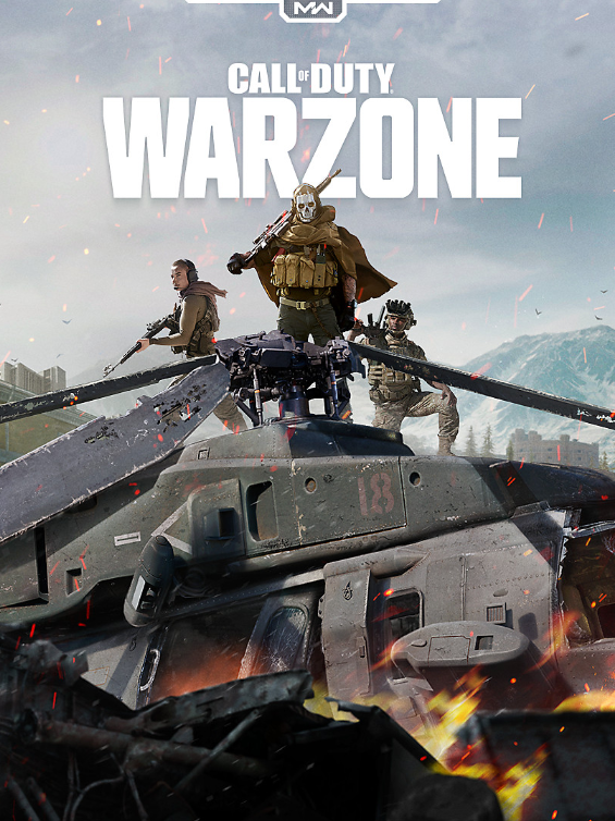 Box art - Call of Duty: Warzone