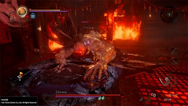Nioh 2 Enenra | How to beat