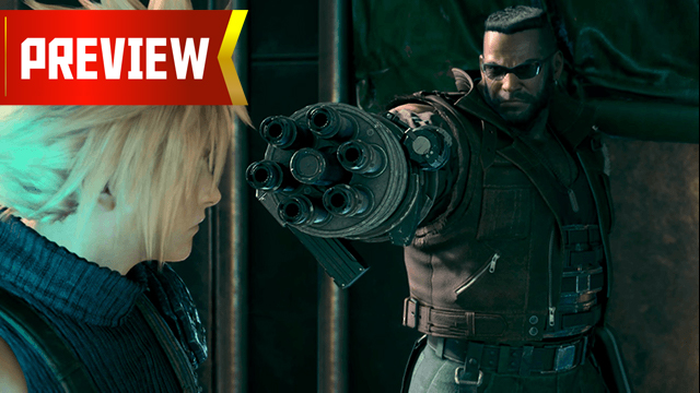 final fantasy 7 remake preview