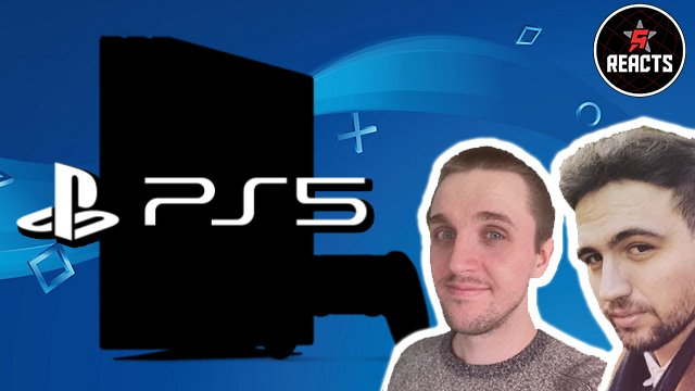 gr reacts ps5 reveal event