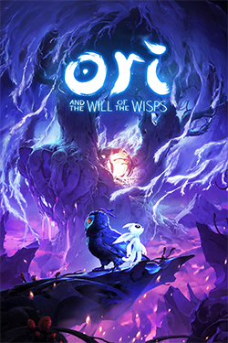 Box art - Ori and the Will of the Wisps