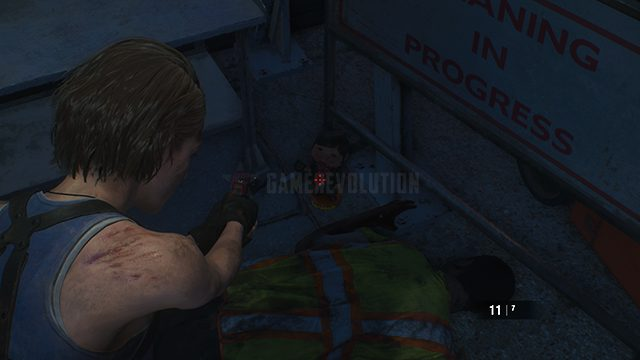 Resident Evil 3 Demo Mr. Charlie locations guide | Where to find the bobblehead statues