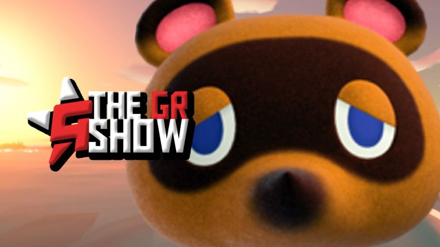 the gr show animal crossing