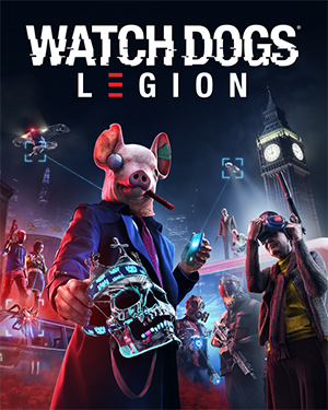 Box art - Watch Dogs: Legion Review | 'Pokemon but with people'