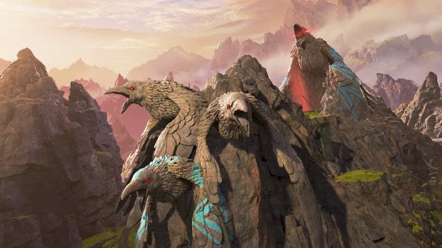 Apex Legends The Old Ways event mountain