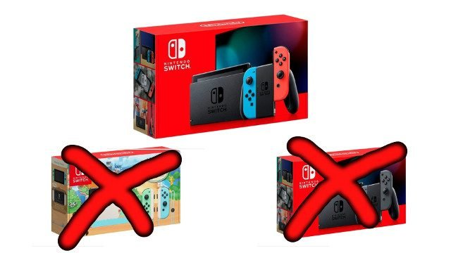 Best Buy Nintendo Switch restock models