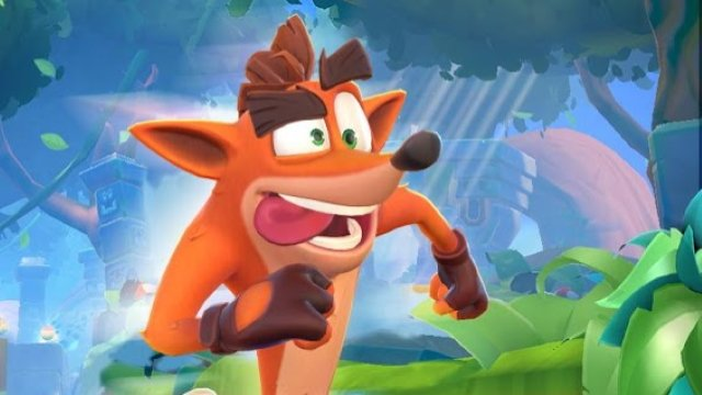 Crash Bandicoot iPhone