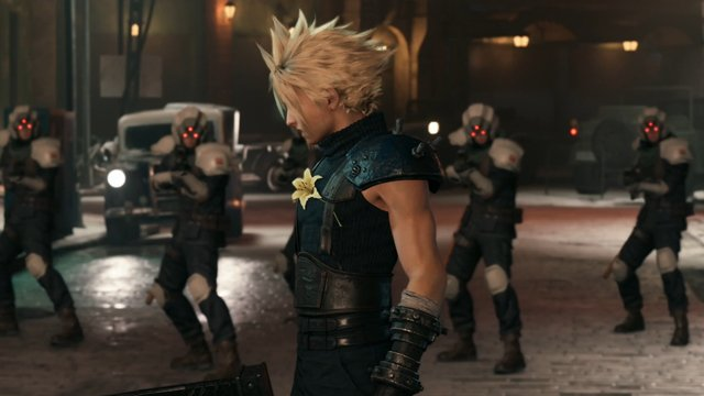 Final Fantasy 7 Remake Difficulty Trophy