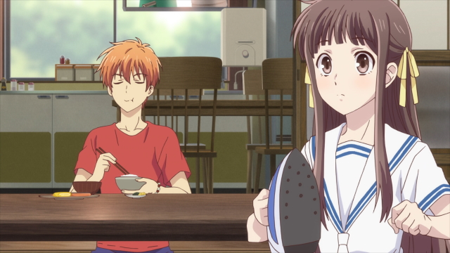 Fruits Basket Season 2 episode 3